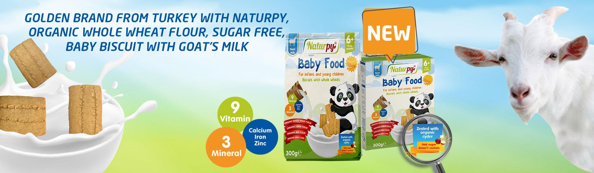 NATURPY BABY FOR CHİLDREN